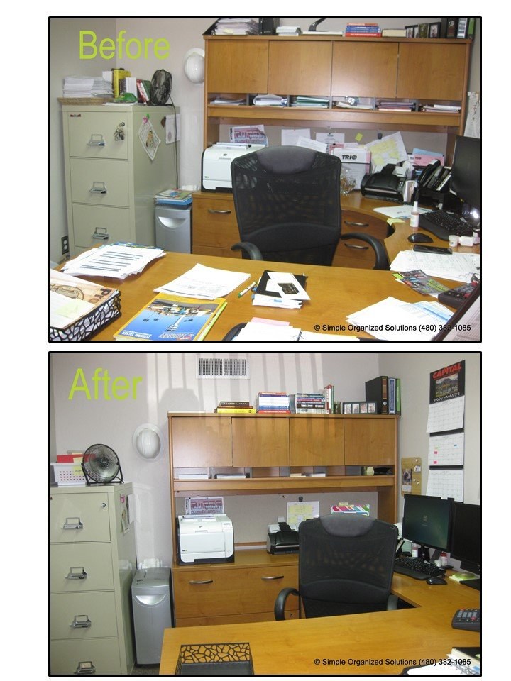 Office Organization Andrea Brundage Professional Organizer Arizona