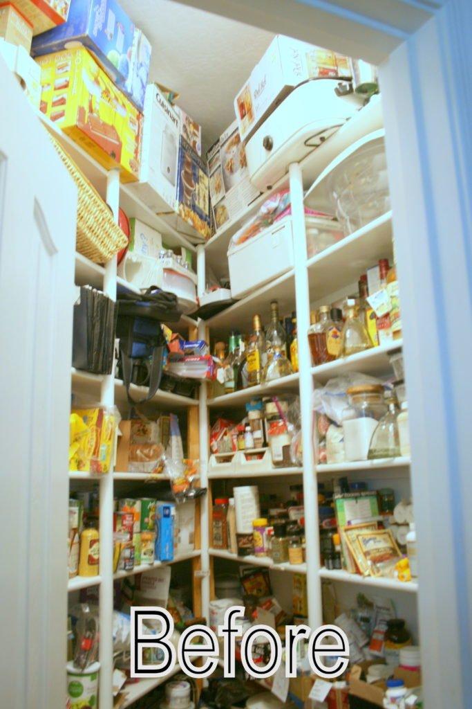 andrea brundage messy pantry professional organizer