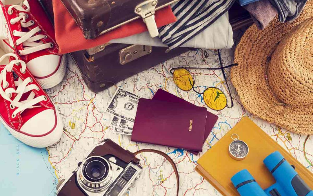 10-Tips To More Organized (less stressed) Summer Travel
