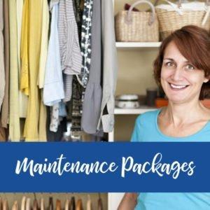 Organizing Maintenance