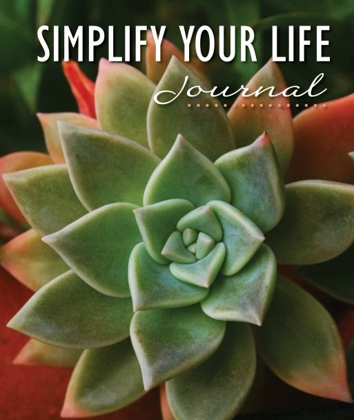 Simplify Your Life Journal cover