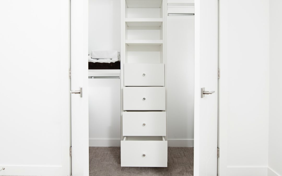 Closets: Smart Organizing Tips