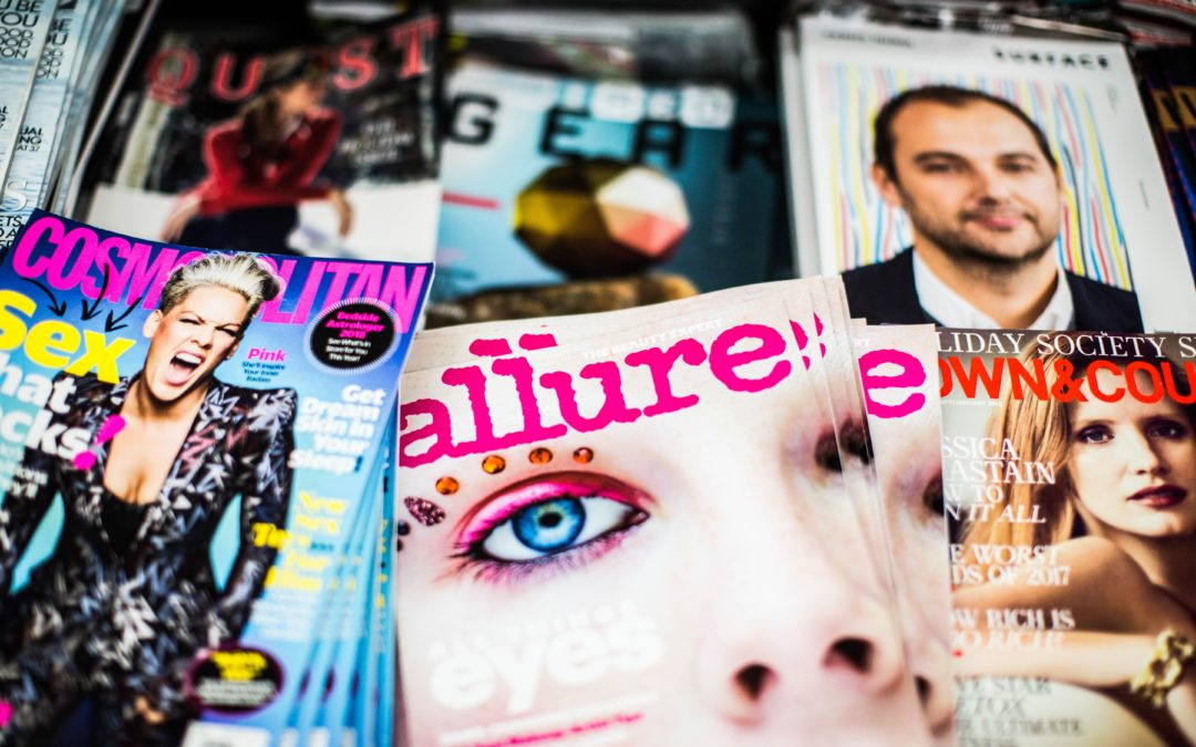 Magazines & Clutter