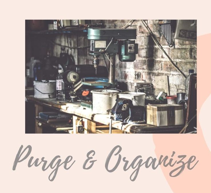 Organize Your Estate: Purge Time